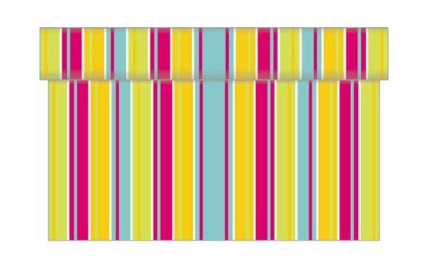 På billedet ser du variationen Bordløber. Tekstil. Bækkenlund by MANK. Stefano. Karry og pink nuancer fra brandet i en størrelse B: 40 cm. L: 480 cm. i farven Karry