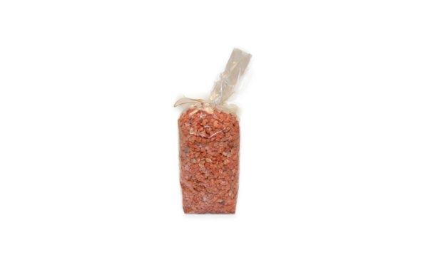 På billedet ser du variationen Dekorationssten. Grus fra brandet i en størrelse H: 7 cm. B: 5 cm. L: 7 cm. i farven Orange