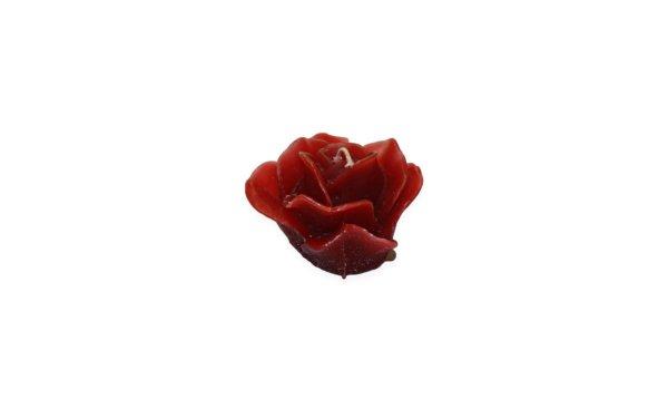 På billedet ser du variationen fra brandet i en størrelse D: 10 cm. H: 6 cm. i farven Bordeaux