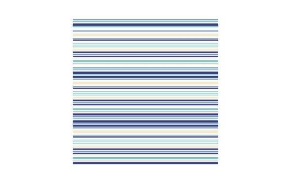På billedet ser du variationen Middagsserviet. Tekstil. Bækkenlund by MANK. Stefano. Blålige nuancer fra brandet i en størrelse B: 40 cm. L: 40 cm.