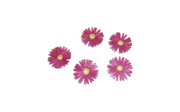 På billedet ser du variationen Små blomster til bordpynt fra brandet i en størrelse B: 3 cm. L: 3 cm. i farven Pink