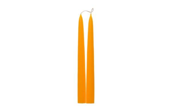 På billedet ser du variationen fra brandet i en størrelse D: 2,2 cm. H: 25 cm. i farven Orange